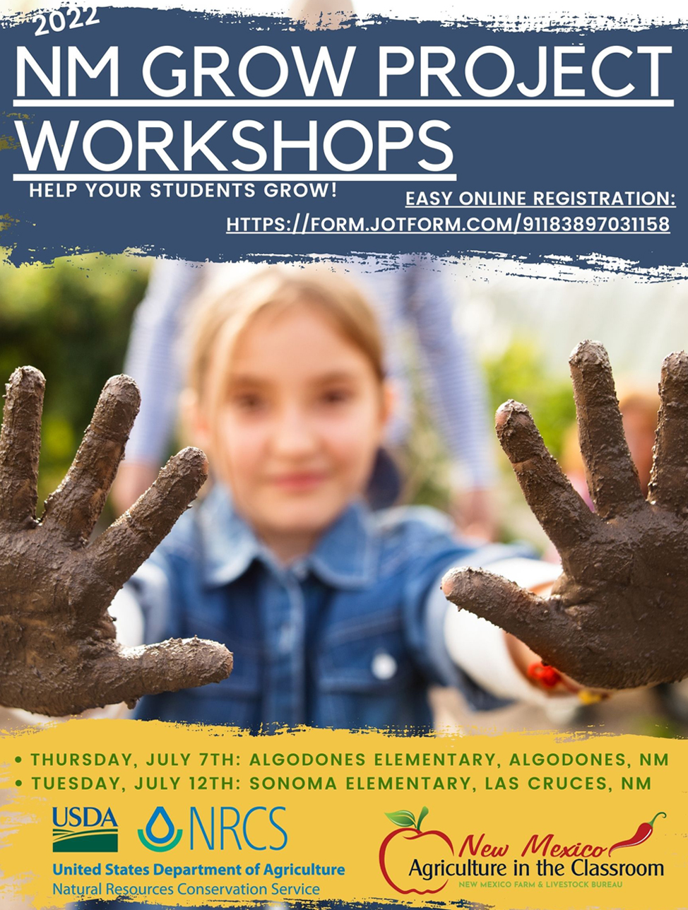 New Mexico Grow Project Grant